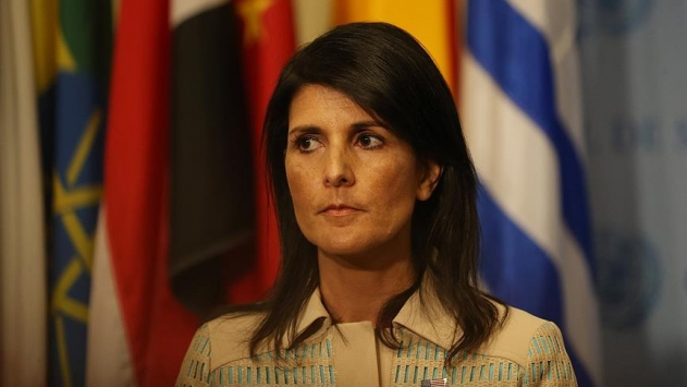 ABDden Myanmar ordusuna Arakan yaptırımı