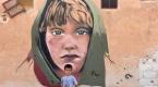 Türk grafiti sanatçılarından Suriyede anlamlı çizimler