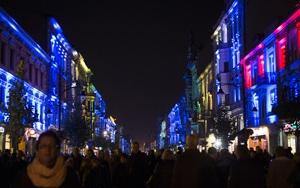 Lodz Işık Festivali 2017 başladı
