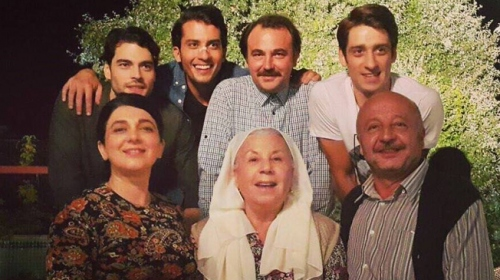 """""""Aslan Ailem"""" TRT1de izleyiciyle buluşuyor"""
