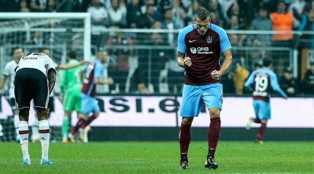 Trabzonspor İstanbulda mağlup olmadı
