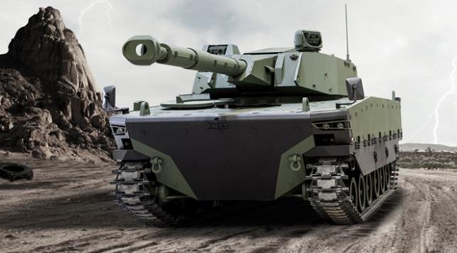 Milli tank Kaplan MT gücünü gösterecek