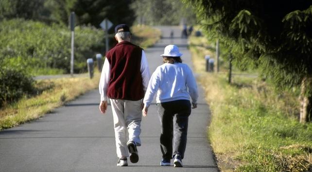 Kalbinizi yürüyüşle koruyun