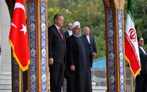 Cumhurbaşkanı Erdoğan İranda