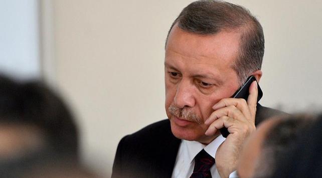 Cumhurbaşkanı Erdoğandan Fransadaki yangın için taziye