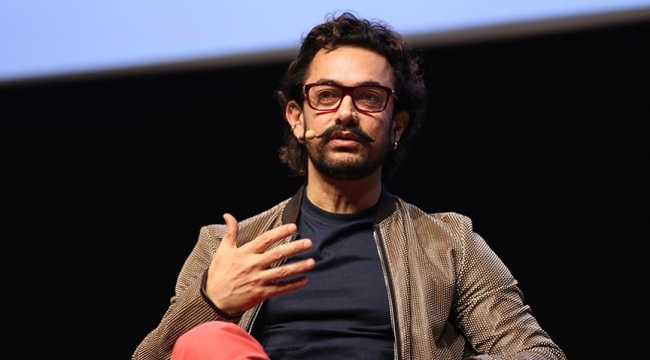 Aamir Khan: Amacım insanlara umut aşılamak