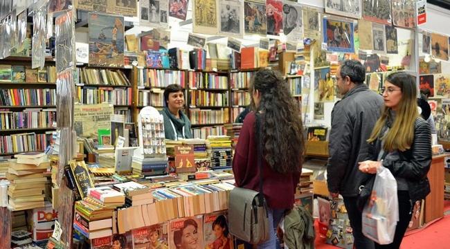 36. Uluslararası İstanbul Kitap Fuarı 4 Kasımda başlıyor