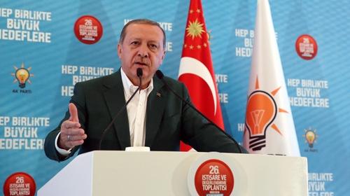 Cumhurbaşkanı Erdoğan: Bugün İdlibde ciddi bir harekat var