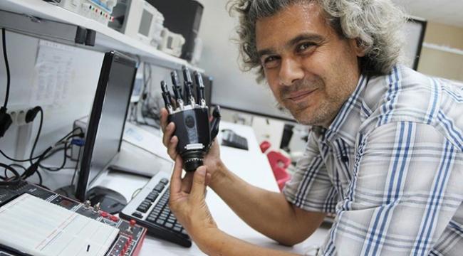 Protez el üretimine TÜBİTAK desteği