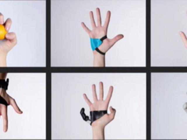 Bir tasarımcı insan için altıncı parmak geliştirdi