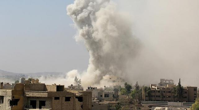 Esed rejimi, 9 ayda 4 bin 784 varil bombası kullandı