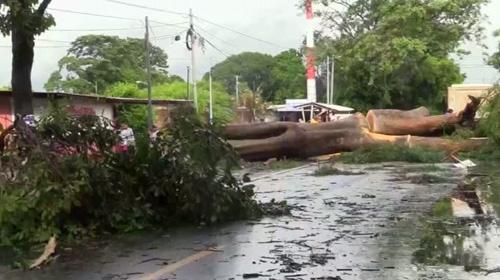 Nate Kasırgası ABD'ye ulaştı