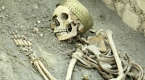"""4 bin 500 yıllık erkek iskeletlerinde """"halhal"""" bulundu"""