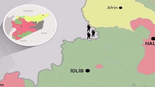 Stratejik bölge: İdlib