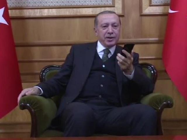 Cumhurbaşkanı Erdoğan Ampute Milli Takımı tebrik etti