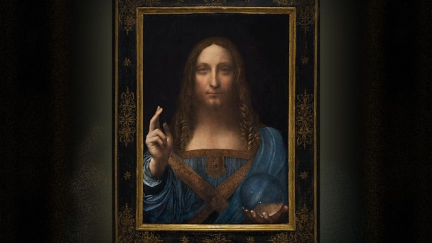 Da Vincinin Erkek Mona Lisası açık artırmaya çıkarılacak