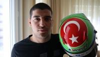 'Her yarışta Türk bayrağını dalgalandırmak istiyorum'