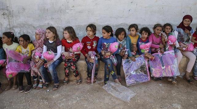 """""""Savaşın en büyük mağdurları kız çocukları"""""""