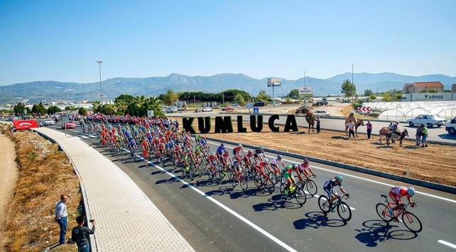 Cumhurbaşkanlığı Türkiye Bisiklet Turunun 2.etabı tamamlandı