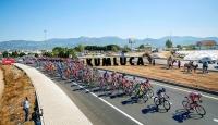 Cumhurbaşkanlığı Türkiye Bisiklet Turu'nun 2.etabı tamamlandı