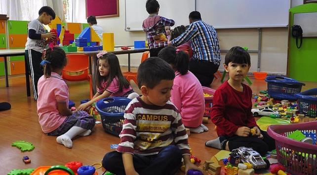 Okul öncesi eğitimde yeni dönem başlıyor