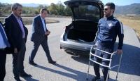 Sofuoğlu, Düzce'de yeni yapılan yarış pistini inceledi