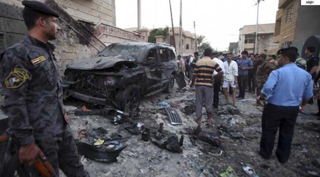 Irakta bir kafeye intihar saldırısı: 7 ölü, 8 yaralı