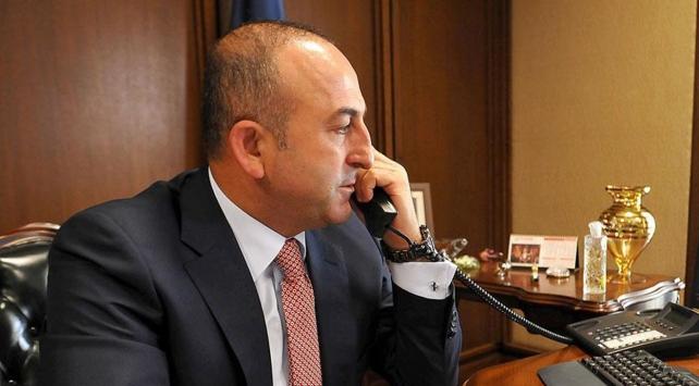Dışişleri Bakanı Çavuşoğlu, Arjantinli mevkidaşı Faurie ile görüştü