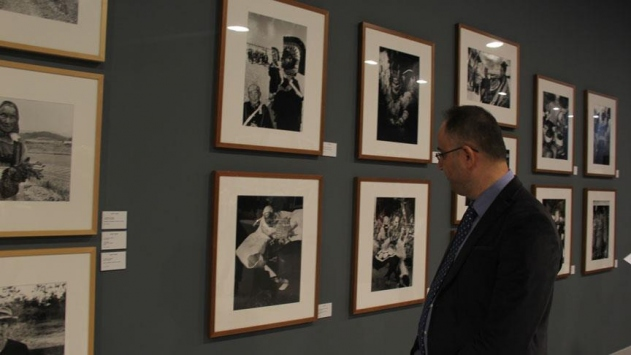 Japon Fotoğrafçıların Objektifinden TOHOKU fotoğraf sergisi açıldı