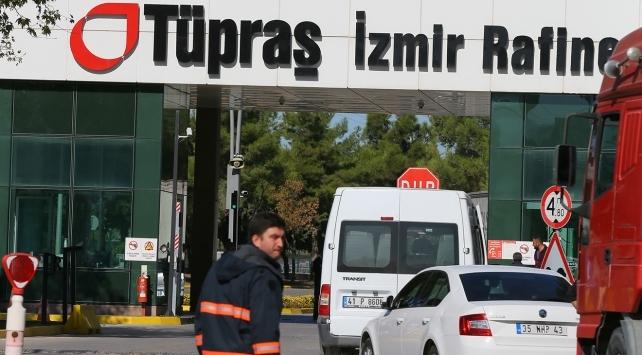 TÜPRAŞtaki patlamayla ilgili 7 kişi gözaltına alındı