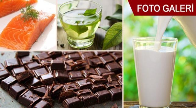 Sağlıklı zayıflatan 25 süper gıda