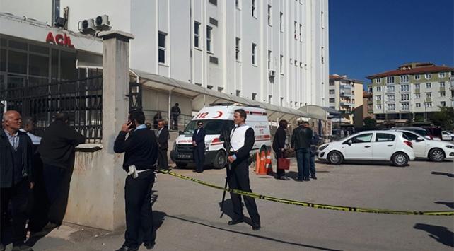 Ankarada bir polis şehit oldu