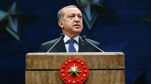 Cumhurbaşkanı Erdoğan: Vize gerilimine Büyükelçi Bass neden oldu