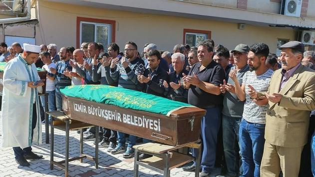 TÜPRAŞtaki patlamada hayatını kaybeden Kepenekin cenazesi defnedildi