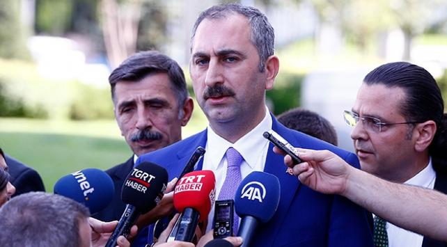 Bakan Gülden tutuklu konsolosluk görevlisiyle ilgili açıklama