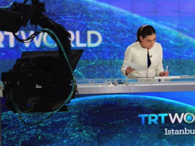 TRT Worldden sosyal sorumluluk projesi