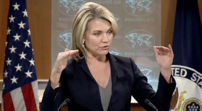 ABD Dışişleri Bakanlığı Sözcüsü: Türkiye hükümetiyle diyalog kurulmasını umut ediyoruz
