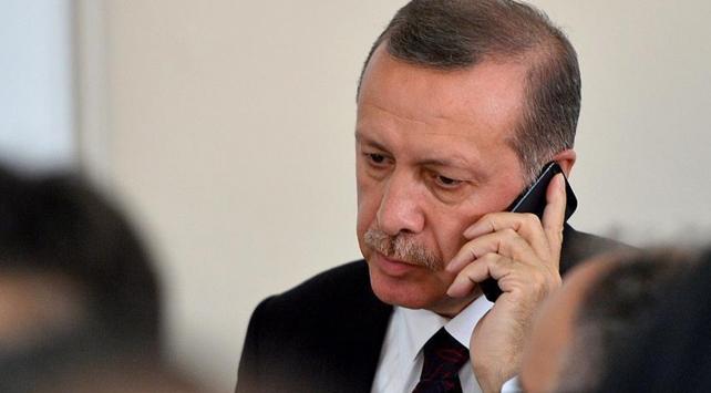 Erdoğandan Tutin Belediye Başkanı Kuçeviçin ailesine taziye telefonu