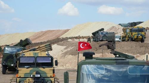 İdlib'e intikal başladı