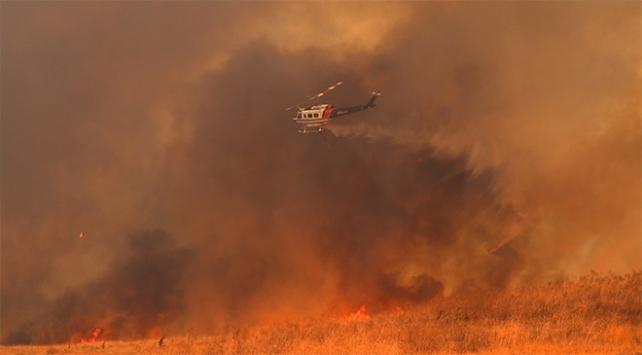 Kaliforniyadaki yangının bilançosu artıyor