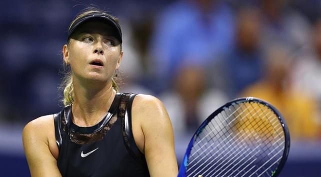 Sharapova Çinde yarı finalde