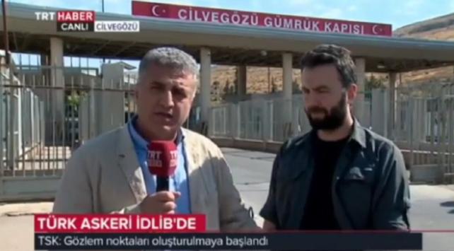 TRT Muhabirleri Kozluklu ve Ersoy İdlib operasyonunu değerlendirdi