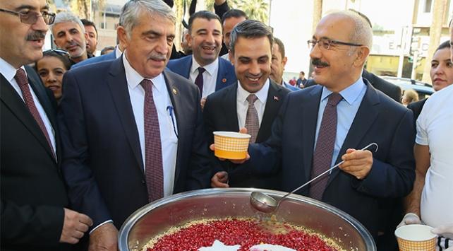 Kalkınma Bakanı Elvan İzmirde