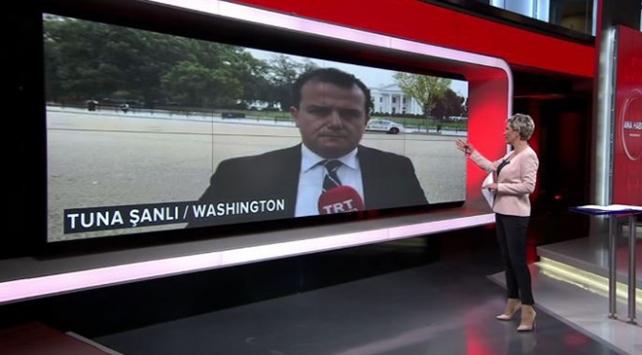 ABD ile vize gerginliğinde son durumu TRT muhabiri Tuna Şanlı aktardı