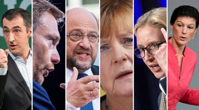 Alman Meclisinde oturma düzeni krizi