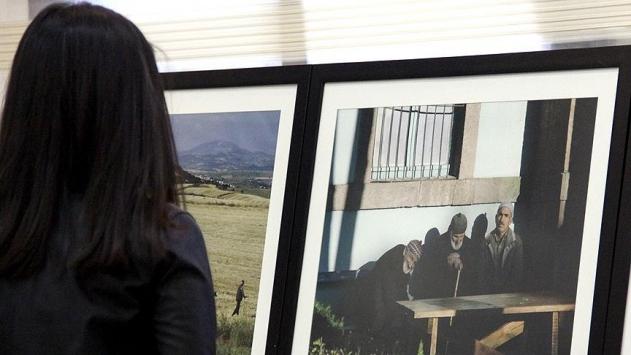 Mustafa Cambazın fotoğrafları memleketi Gümülcinede