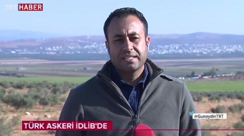TSKnın İdlibe intikalinde sınırın sıfır noktasında son durum