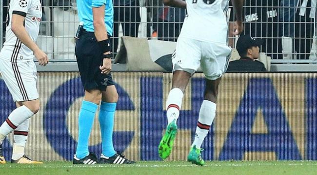 Monaco-Beşiktaş maçında Sırp hakem Mazic görev yapacak