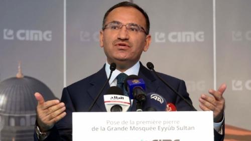 Paris ne kadar güvenliyse Türkiyede o kadar güvenlidir