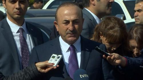 Bakan Çavuşoğlundan Deniz Baykal açıklaması
